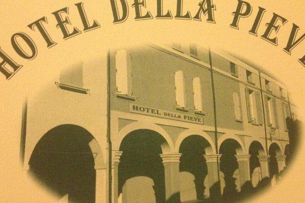 Hotel Della Pieve - фото 23