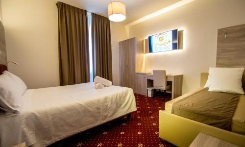Гостиница «Touring Florence», Скандиччи