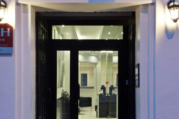 Hotel Victor Hugo - фото 20