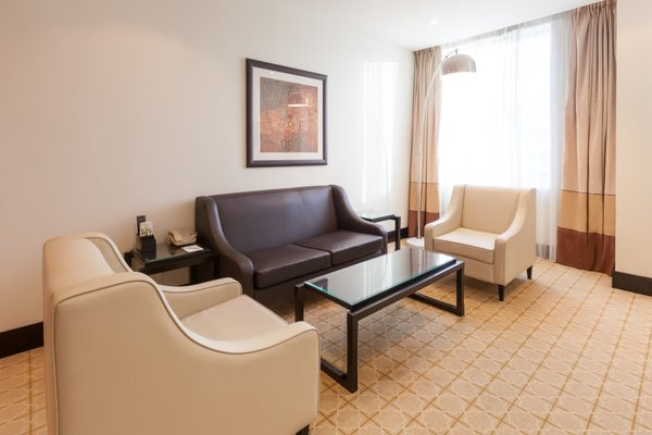 Holiday Inn Dubai Al Barsha - фото 10