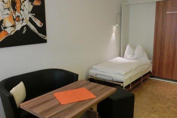Гостиница «Boarding House Wien», Вена