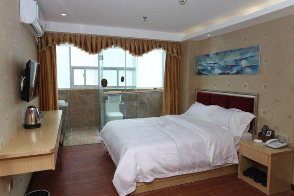 Guangzhou Fangjie Yindu Hotel - Pazhou Branch - фото 1