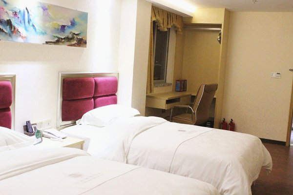 Guangzhou Fangjie Yindu Hotel - Pazhou Branch - фото 14