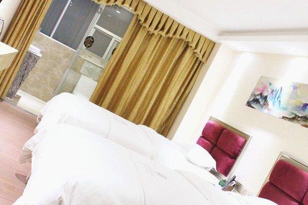 Guangzhou Fangjie Yindu Hotel - Pazhou Branch - фото 21