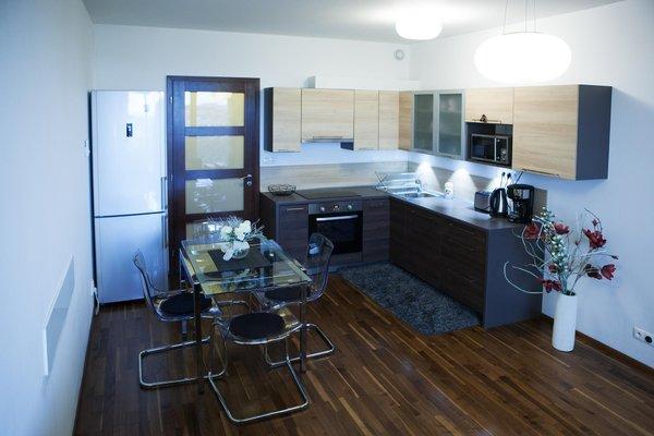 Sky Apartment Rezidence Eliska Tower - фото 7