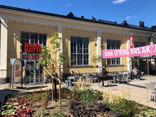 Toolonkatu Apartment - фото 20