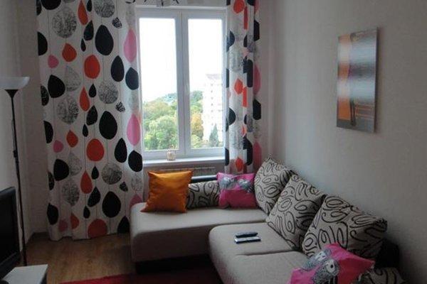 Апартаменты на улице Цурюпы - фото 1
