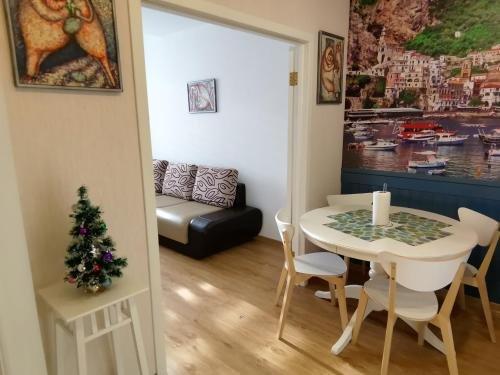 Апартаменты на улице Цурюпы - фото 8