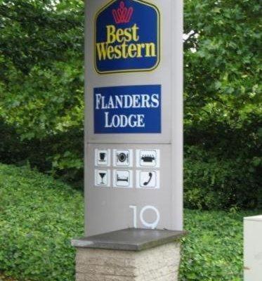 Best Western Flanders Lodge Hotel - фото 20