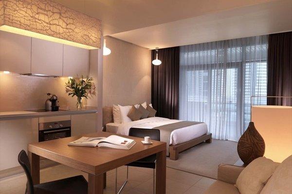 Radisson Blu Residence, Dubai Marina - фото 1