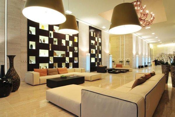 Radisson Blu Residence, Dubai Marina - фото 11