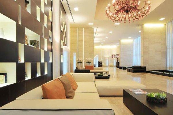 Radisson Blu Residence, Dubai Marina - фото 12