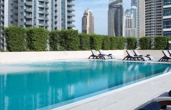 Radisson Blu Residence, Dubai Marina - фото 18
