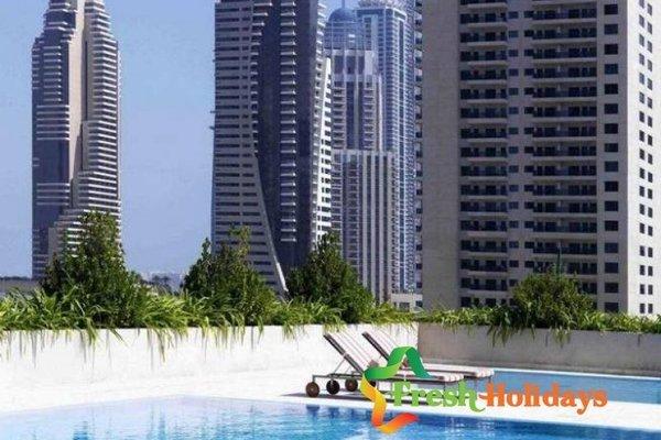 Radisson Blu Residence, Dubai Marina - фото 19