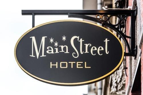 Main Street Hotel - фото 13