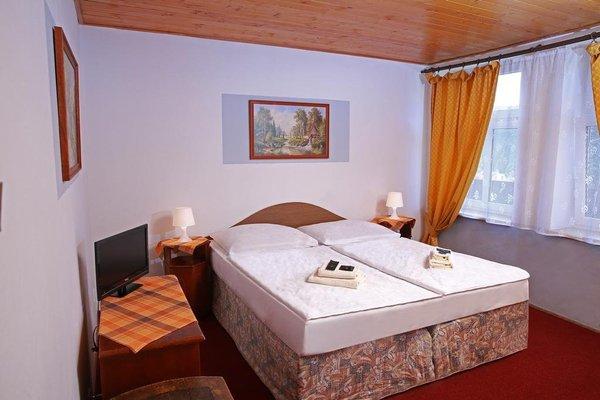 Гостиница «Karolina», Гаррахов