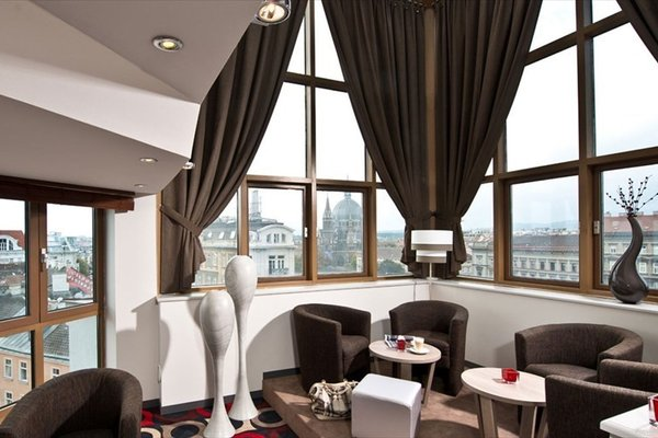 Leonardo Hotel Vienna - фото 19