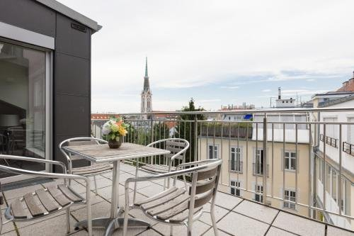 Rafael Kaiser Premium Apartments - фото 22