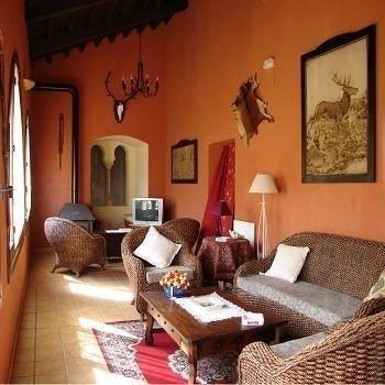 Гостиница «Rural El Castillo», Segura de León