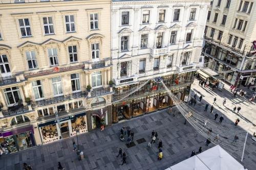 Vienna Apartment am Graben - фото 18