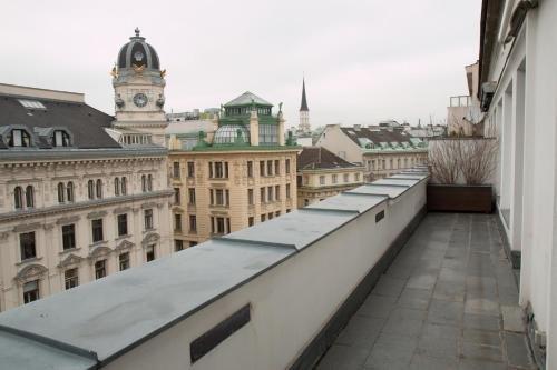Vienna Apartment am Graben - фото 23