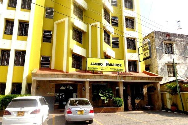 Jambo Paradise Hotel - Mombasa - фото 49