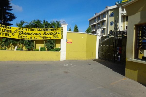 Jambo Paradise Hotel - Mombasa - фото 23