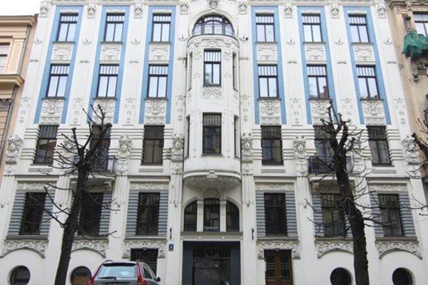 Art Nouveau Building Apartment - фото 18