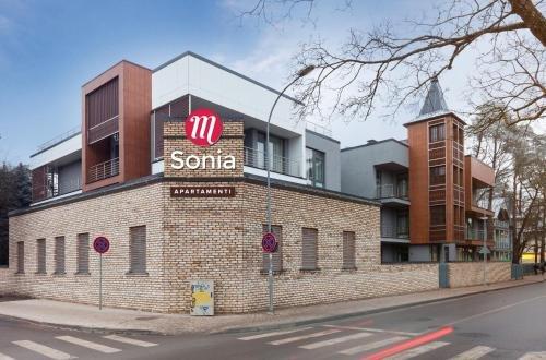 Sonia Apartments - фото 20