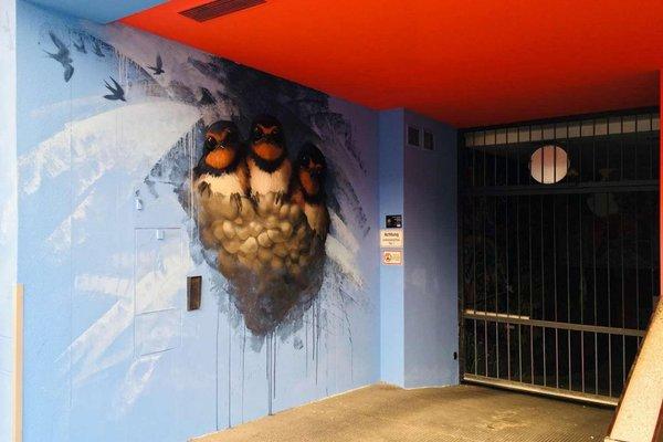 The Art Apartments Vienna - фото 21