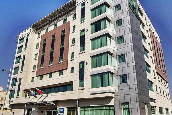 Holiday Inn Express Dubai, Jumeirah - фото 50