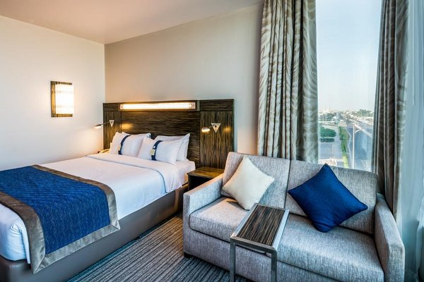 Holiday Inn Express Dubai, Jumeirah - фото 1