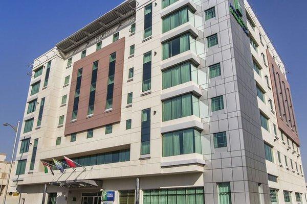 Holiday Inn Express Dubai, Jumeirah - фото 22