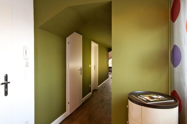 My Home in Vienna- Smart Apartments - Leopoldstadt - фото 19
