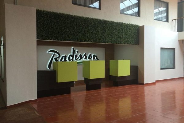 Radisson Hotel Del Rey Toluca - фото 13