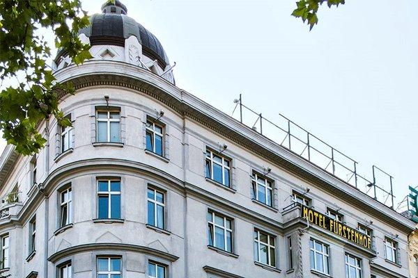 SHS Hotel Furstenhof - фото 39
