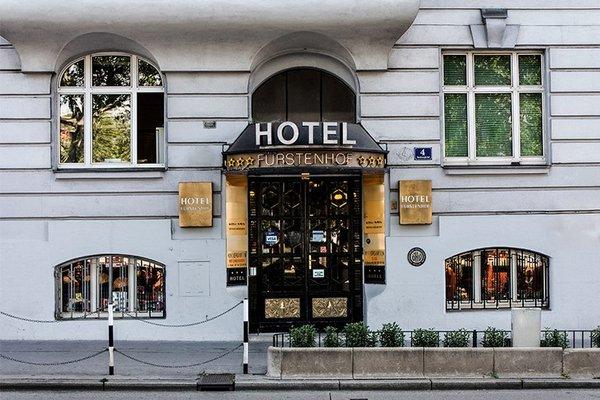 SHS Hotel Furstenhof - фото 23