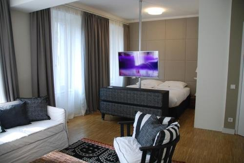 My Home in Vienna - Smart Apartments - Landstrasse - фото 29