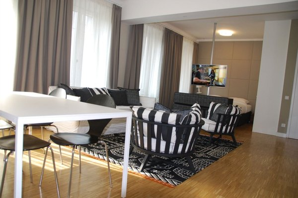 My Home in Vienna - Smart Apartments - Landstrasse - фото 19