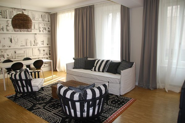 My Home in Vienna - Smart Apartments - Landstrasse - фото 7
