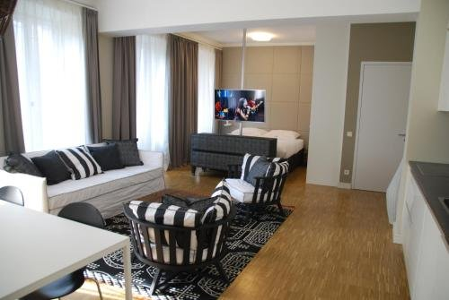 My Home in Vienna - Smart Apartments - Landstrasse - фото 8