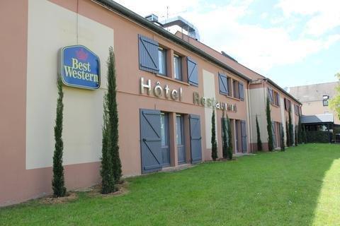 Best Western The Hotel Versailles - фото 22