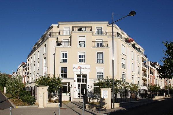City Residence Marne-La-Vallee-Bry-Sur-Marne - фото 22