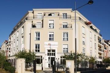 City Residence Marne-La-Vallee-Bry-Sur-Marne - фото 23