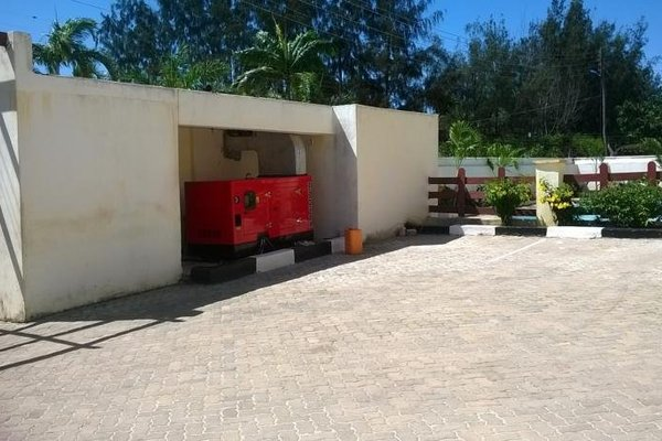 Nyali Villas, Момбаса