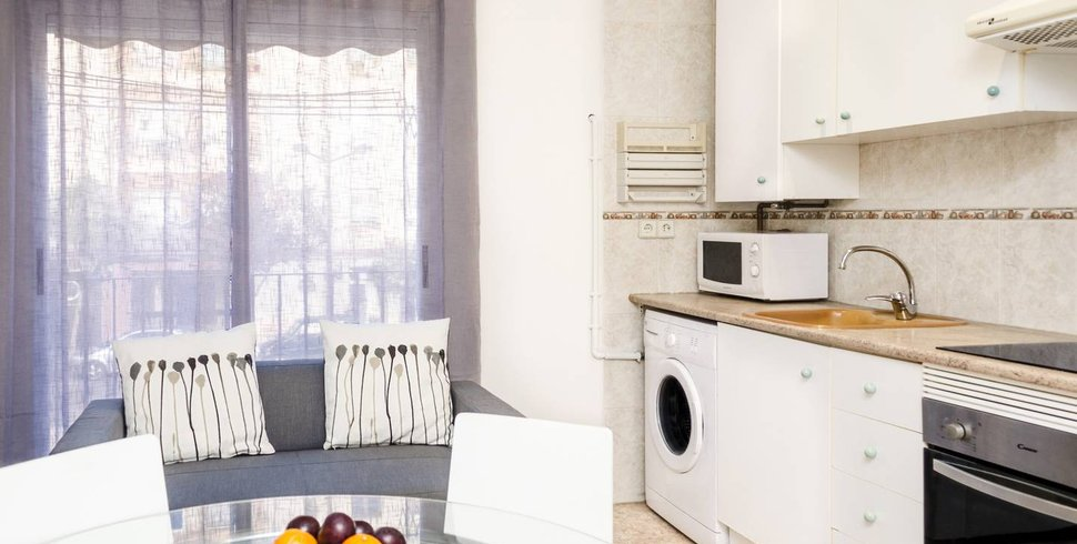 Снять квартиру в валенсии испания недорого