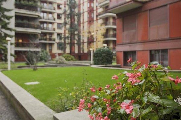 Amendola-Fiera Halldis Apartments - фото 31