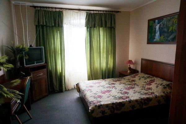 Бамбук Отель - фото 50