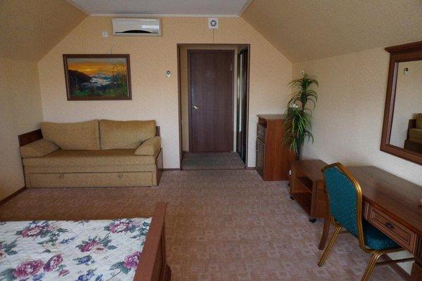 Бамбук Отель - фото 10