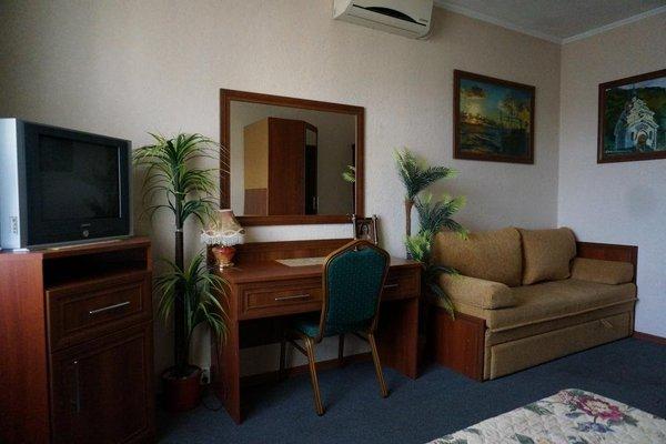 Бамбук Отель - фото 11